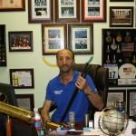 Olympian Fencing Club Coach Velizar