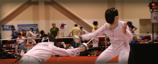 Holiday Epee Tournament