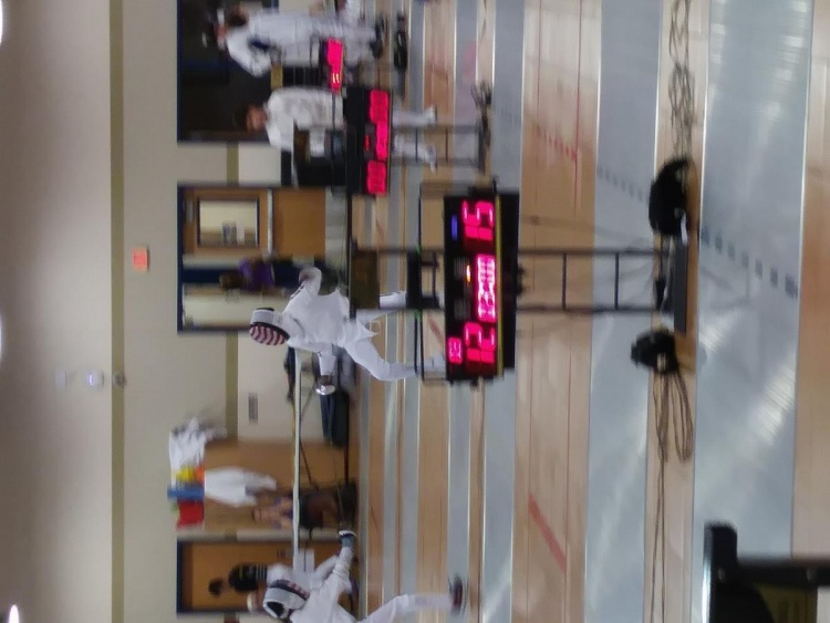 2018, June 9 - 2018 OLYMPIAN Pre-National Epee Cup
